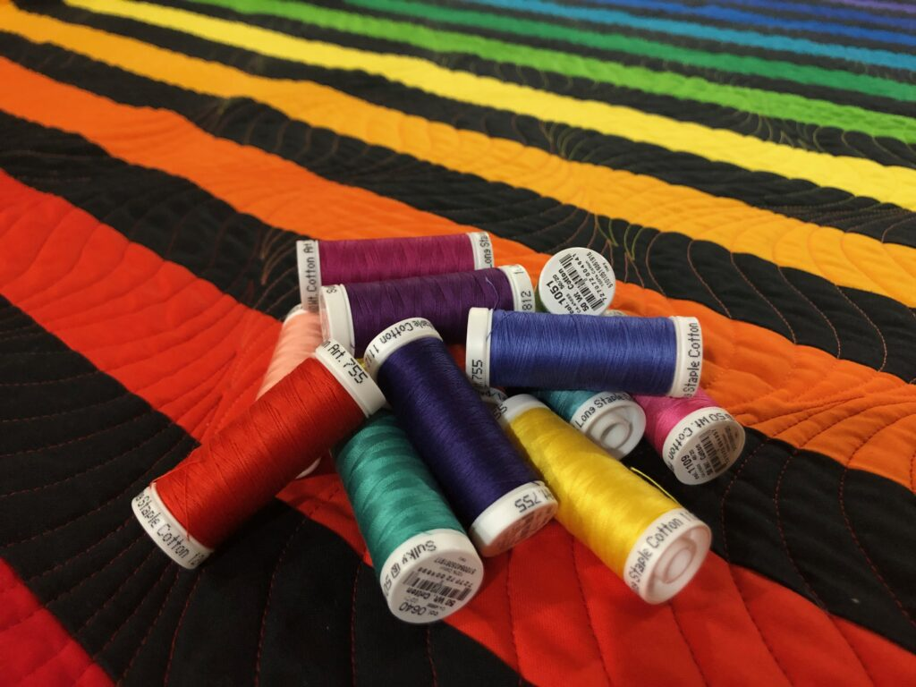 threads for quilting
