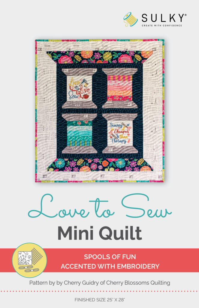 Love to Sew Quilt Pattern
