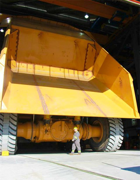 Finning Centre Fort Mcmurray