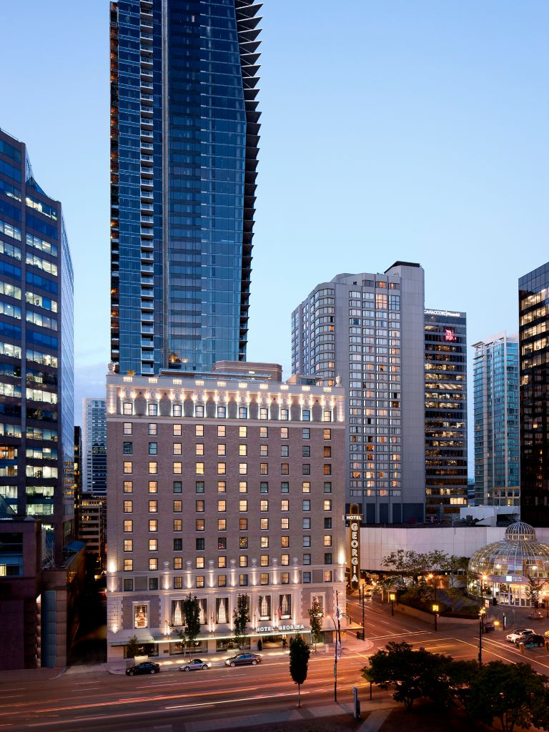 ROSEWOOD HOTEL VANCOUVER