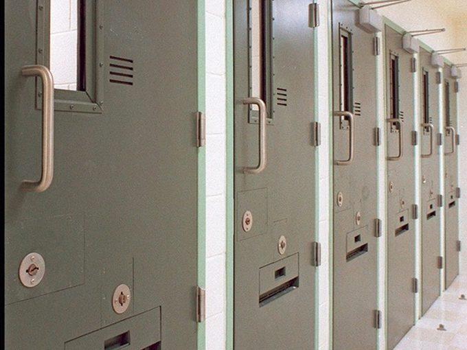 SOLID DETENTION DOORS