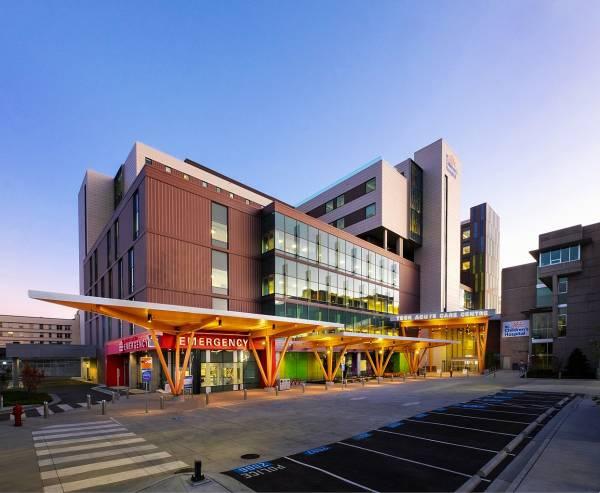 Children Hospital Vancouver