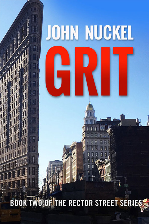 Grit Book Two of the Rector Street Series