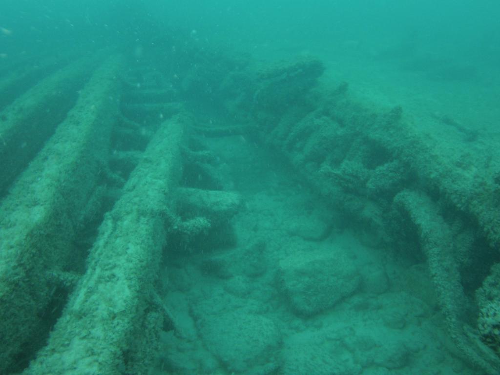 Appomattox Shipwreck 13
