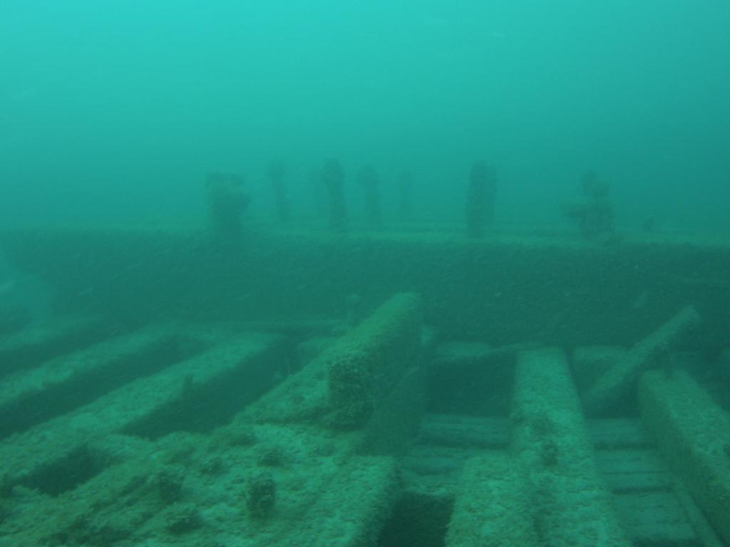 Appomattox Shipwreck 14