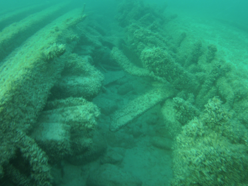 Appomattox Shipwreck 5