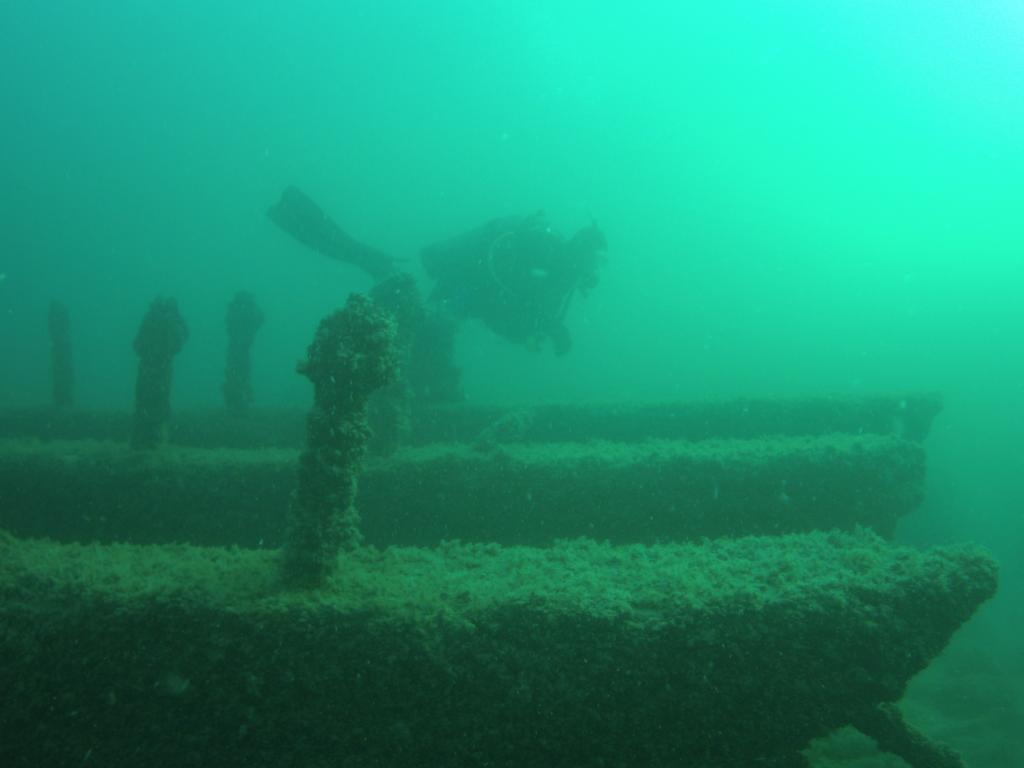 Appomattox Shipwreck 7
