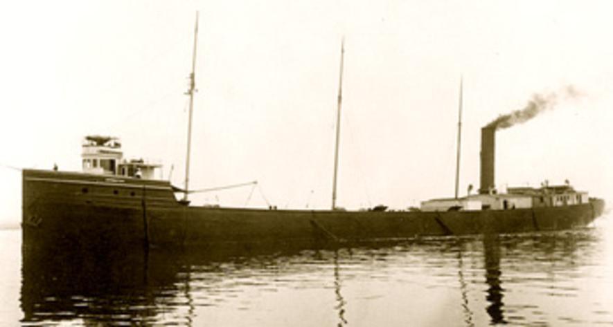 Appomattox Shipwreck Large