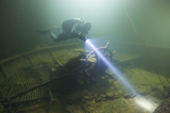 Night Diving Charter