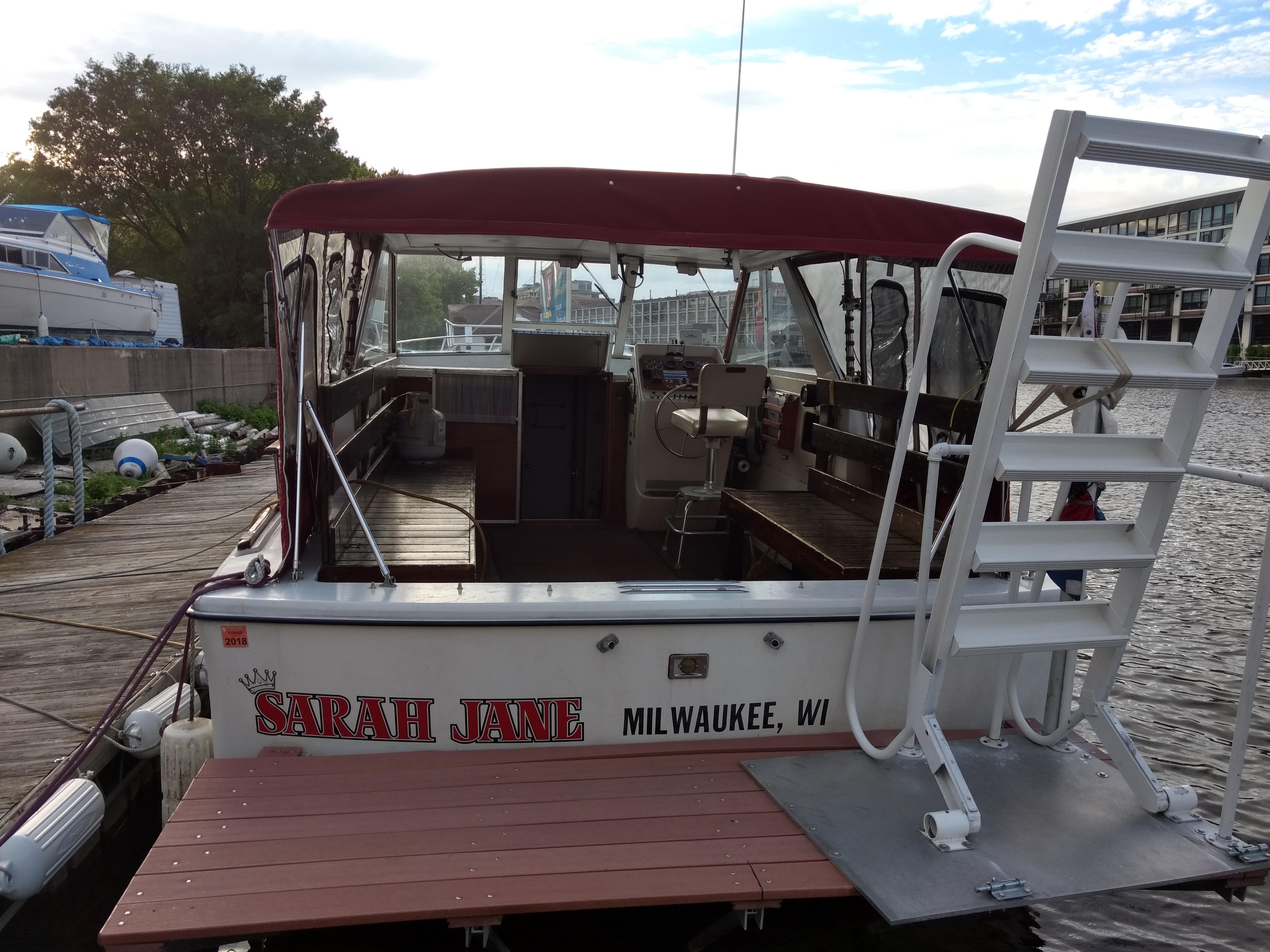 AJ Dive Charters Dive Charter Boat