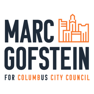 marc gofstein for columbus city council