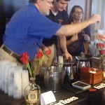 Four Roses Bourbon tasting on the Belle of Cincinnati