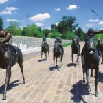 Thoroughbred Park in downtown Lexington