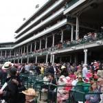 Upper stands