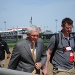Odds maker Mike Battaglia on the track