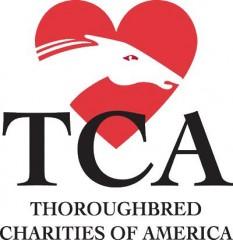 Thoroughbred Charities of America logo small