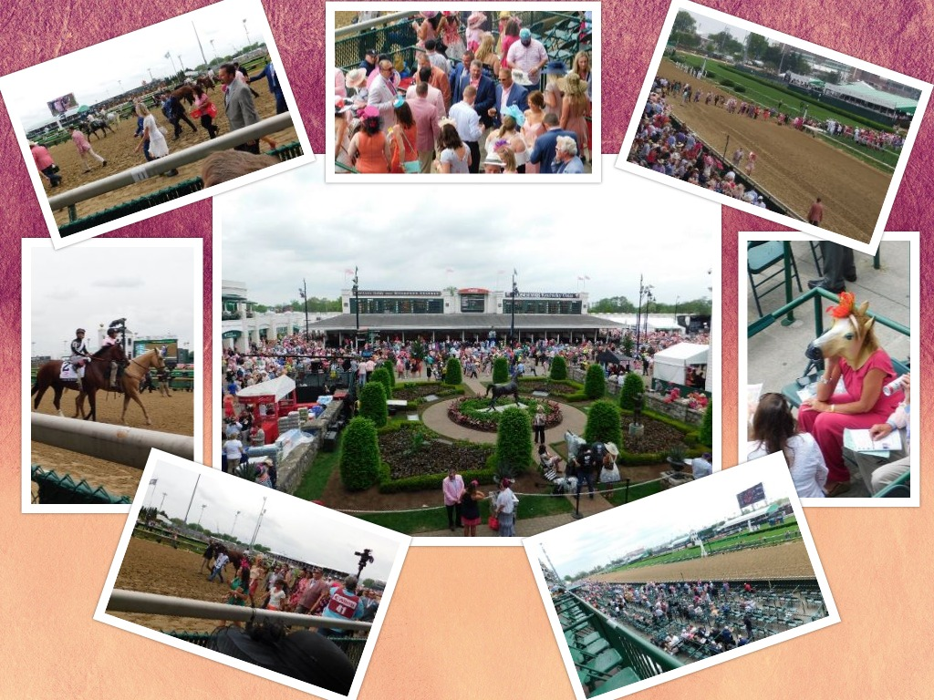 collage oaks track