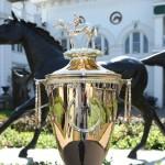 2017 Derby trophy