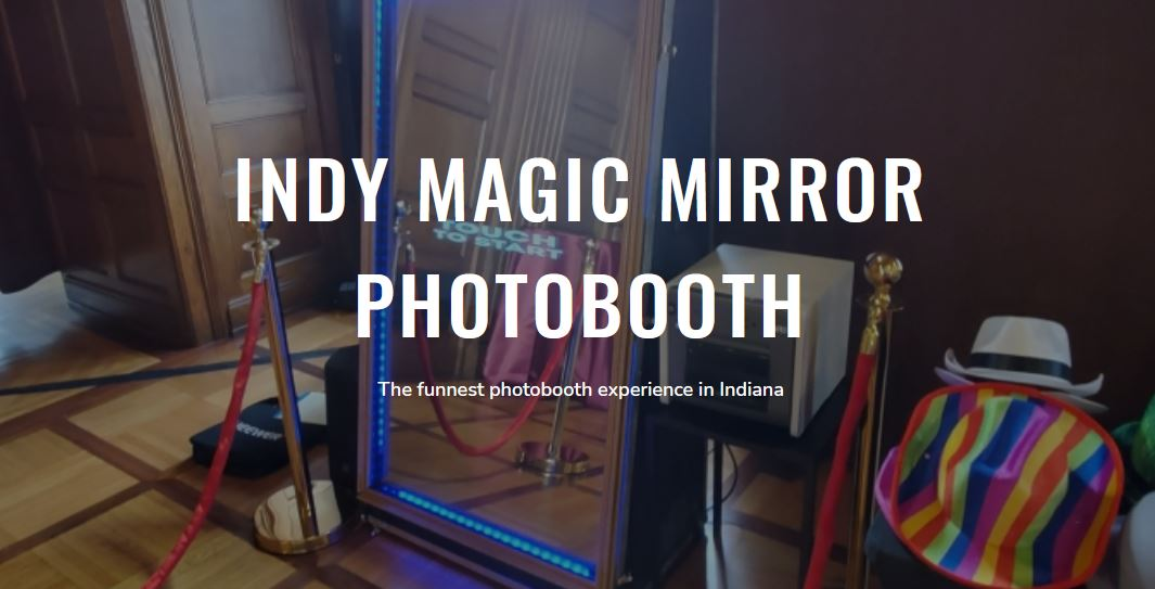 Indys' fun photo booth experience