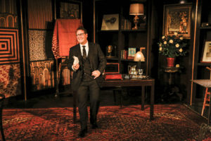 The Rosenkranz Mysteries is a magic show hosted by Physician Magician, Dr. Ricardo Rosenkranz. Photo courtesy of The Royal George Theater