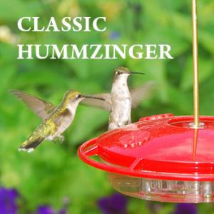 Classic Hummingbird Feeders