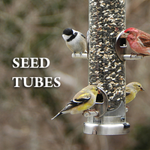 Seed Tubes - Quick-Clean