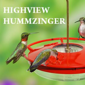 HighView Hummingbird Feeders