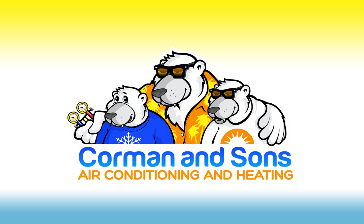 Corman and Sons Logo