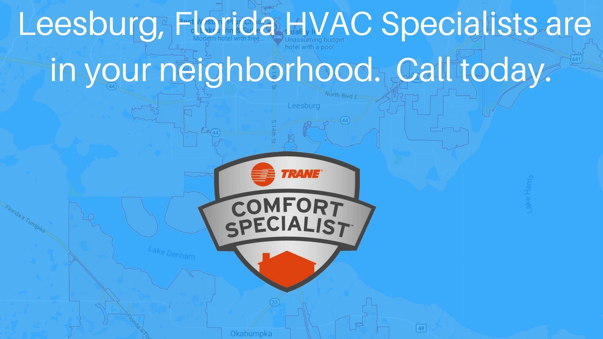 HVAC-Installation-Leesburg-Florida
