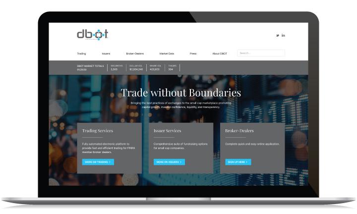 DBOT Website