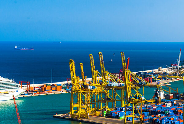 Port of Barcelona, EV, Green