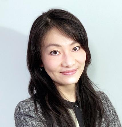 Angel Xie VP Marketing Ideanomics