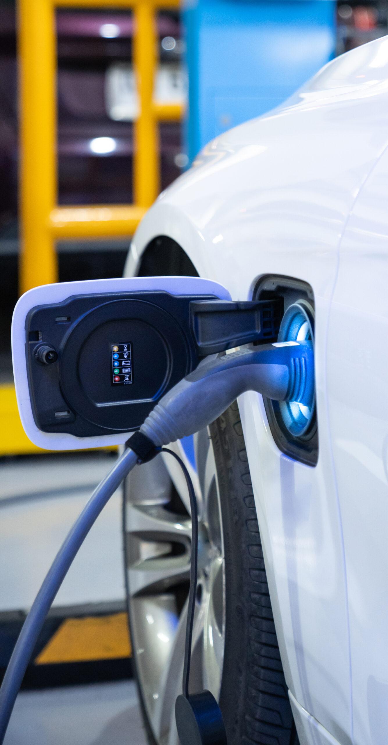 Car, EV, Charging