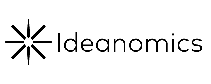Ideanomics Logo Black