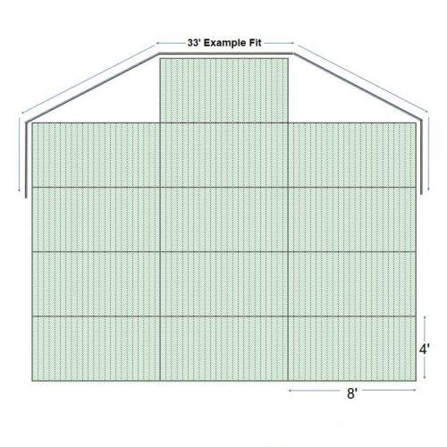 Bull Flex™ 33' Sample Stack