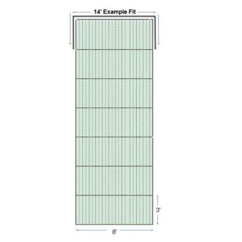 Bull Flex™ 14' Sample Stack