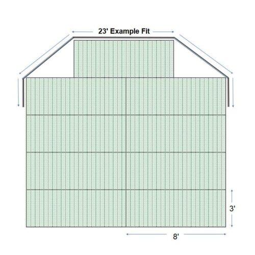 Bull Flex™ 23' Sample Stack