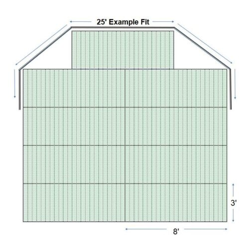 Bull Flex™ 25' Sample Stack