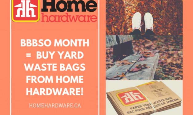 Home Hardware once again celebrates Big Brothers Big Sisters Month with a generous Fall fundraising campaign!