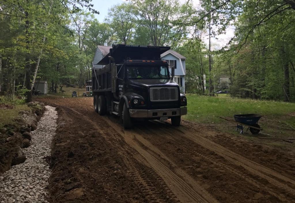 Drainage help Southern NH