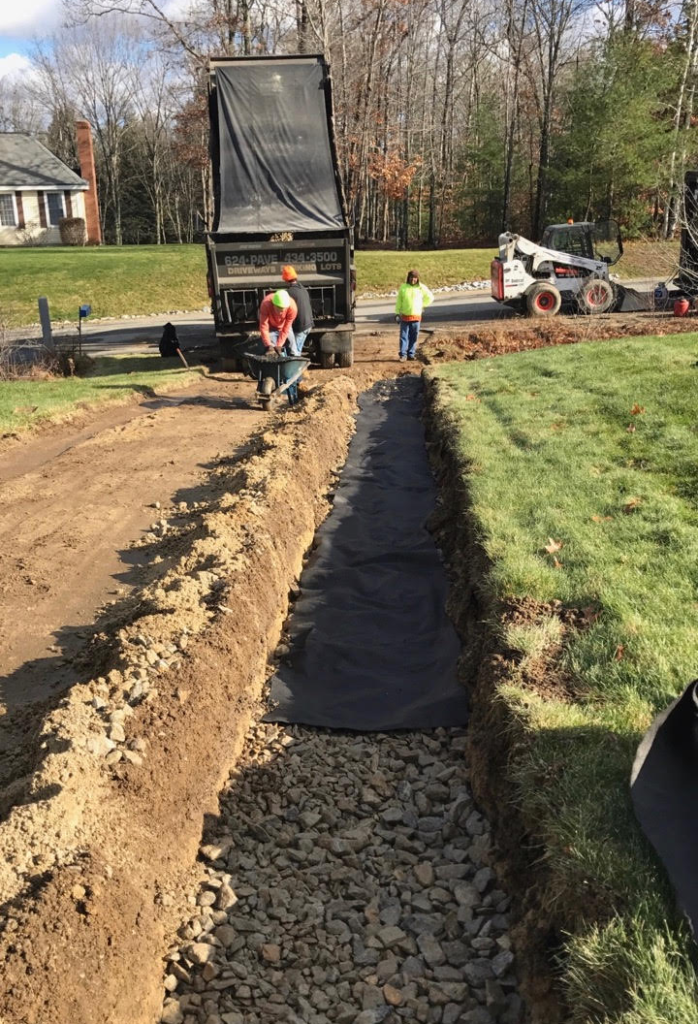 Drainage Contractor Southern NH