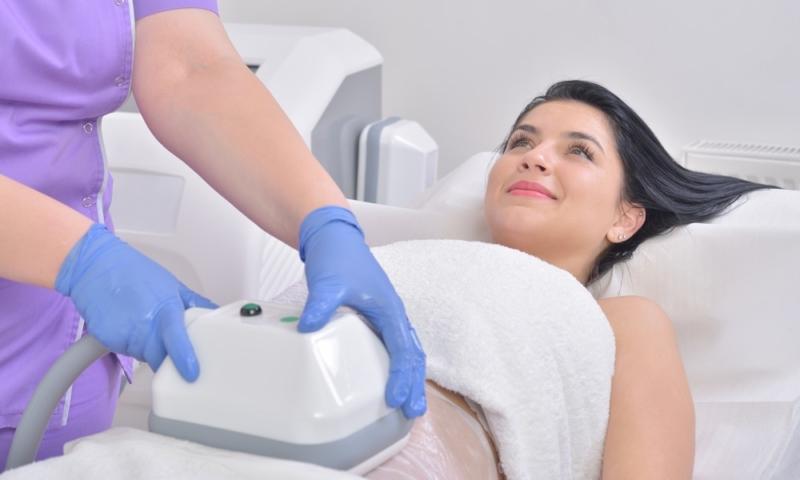 Cryolipolysis treatment