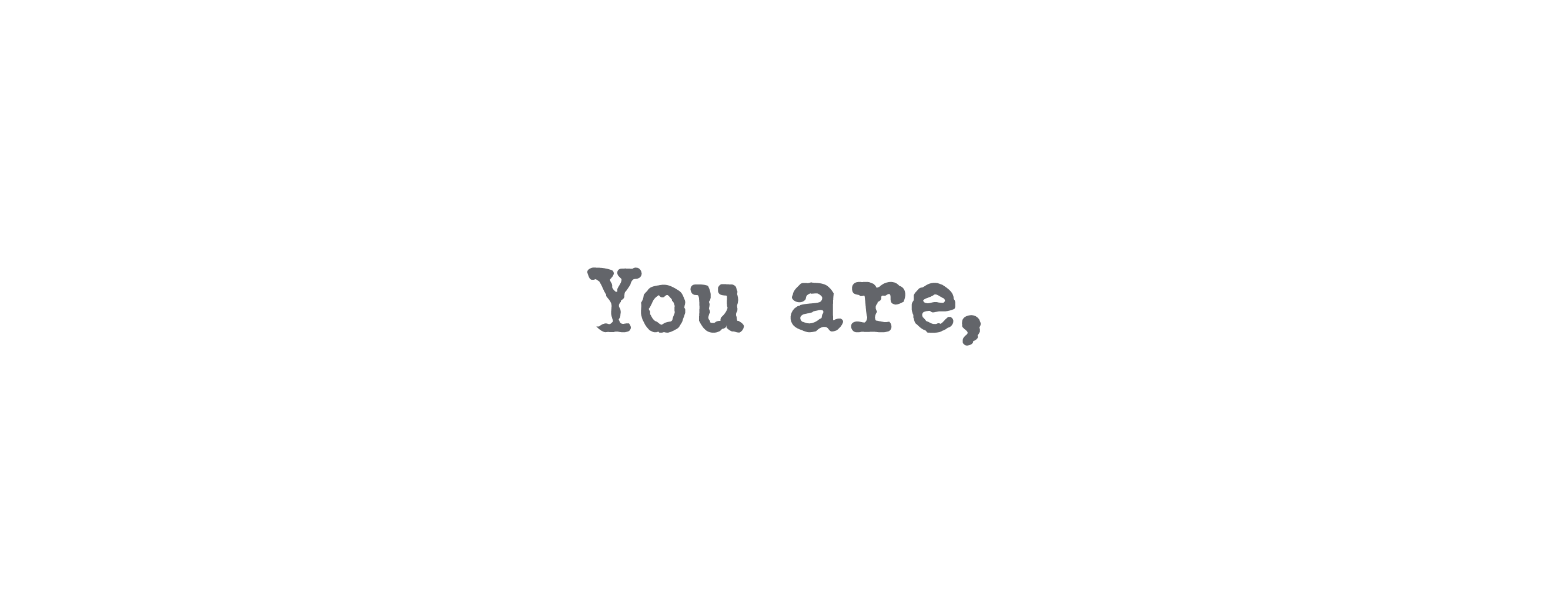 You are_ slides-01