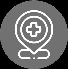 Health care services icon