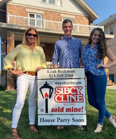 Buying a house in Oakley Cincinnati