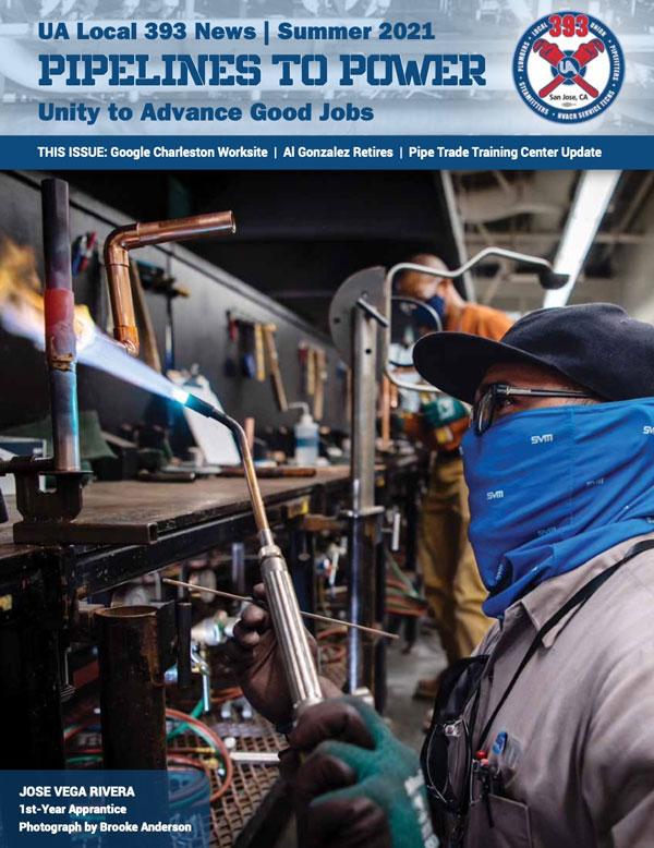 BluePrint newsletter cover