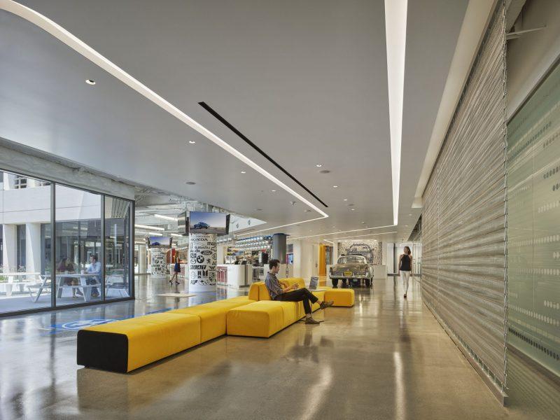 IIDA Calibre Design Award – Best XL Workplace