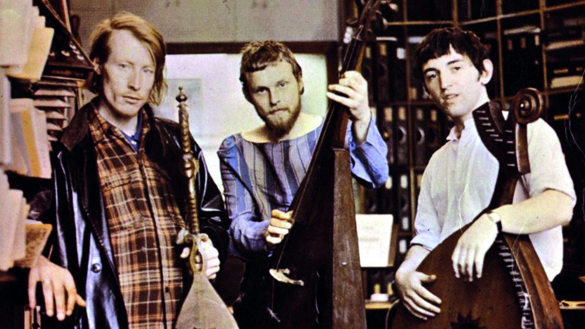 Photo of the Incredible String Band