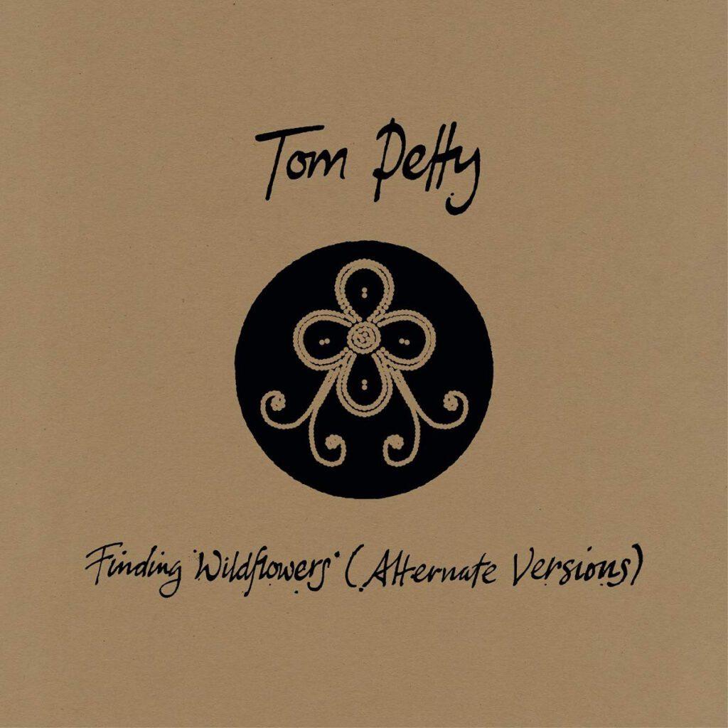 CD cover - Finding Wildflowers (Alternate Versions)