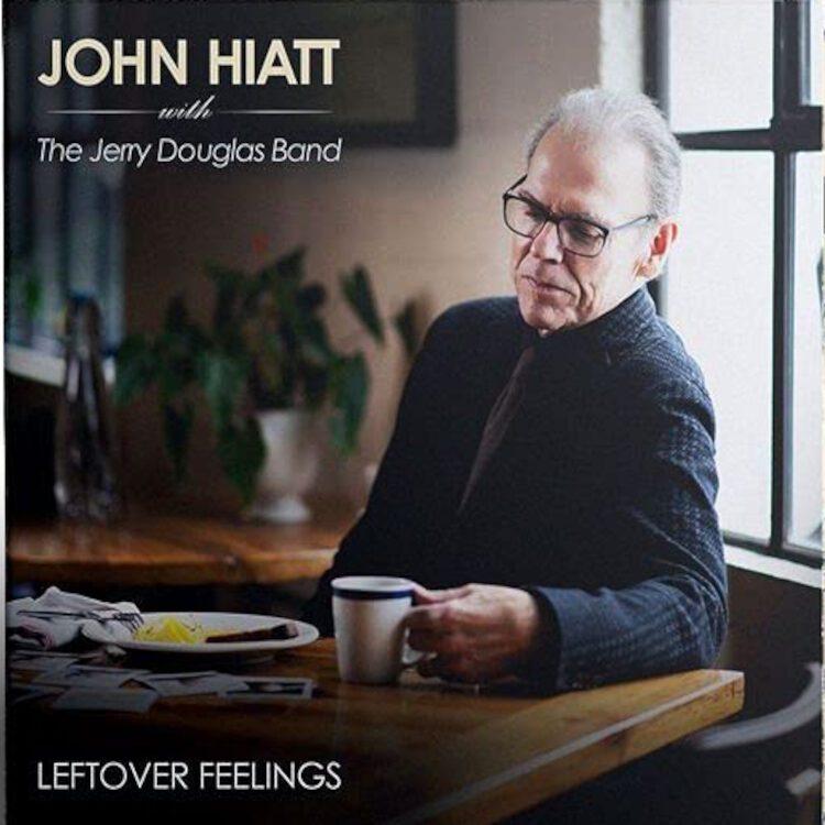 CD Cover - Leftover Feelings